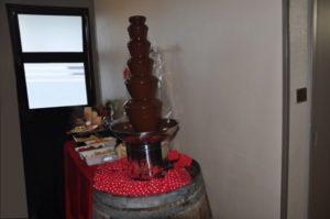 Fontaine chocolat V3