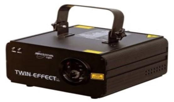 Laser Twin Effect