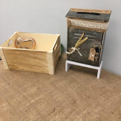 urne boîte à lettres