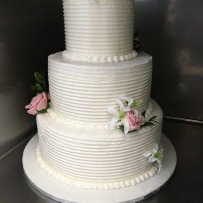 Wedding Cake par Annie Koné Cake Design à Bondues