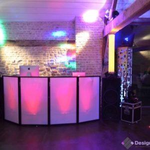 Location écran DJ