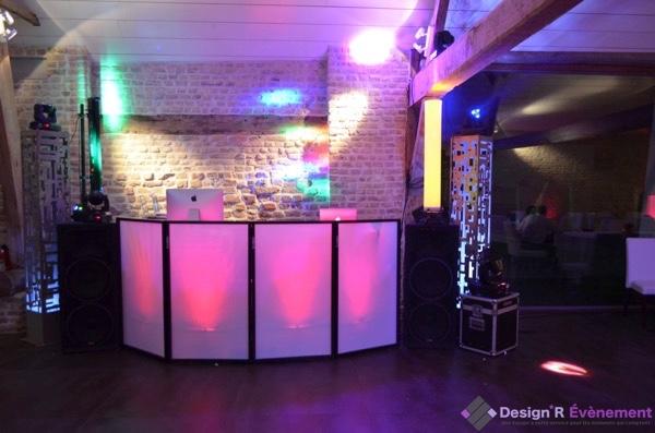 Design'R Évènement -DJ 17