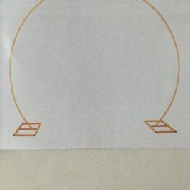 Location arche ronde